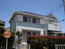 施工事例:屋根外壁無機フッ素塗装(遮熱)