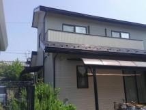 施工事例:セメント瓦・ALC外壁塗装