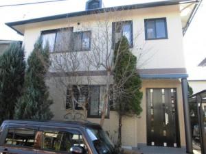 施工事例:スレート屋根・窯業系サイディング塗装