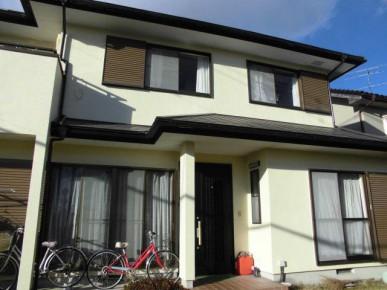 お客様の声:高崎市浜川町 スレート屋根ALC外壁塗装