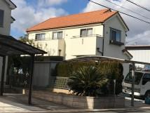 施工事例:屋根カバー工法・ALC外壁シリコン塗装