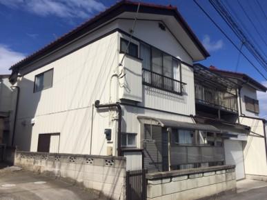 お客様の声:渋川市渋川 金属サイディング外壁塗装