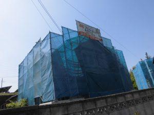 渋川市行幸田 外壁塗装