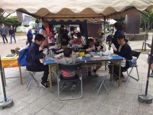 敷島公園まつりに参加しました。