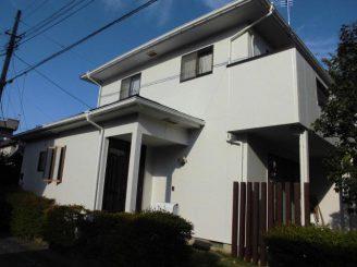 渋川市渋川 屋根外壁塗装