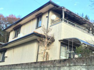 渋川市渋川 外壁塗装
