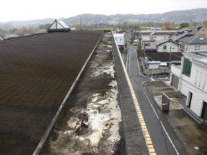 ハイツ屋上 防水工事